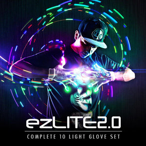 Ezlite 2.0 Programmable glove set