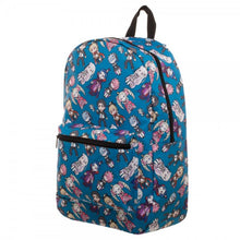 Re Zero Blue sublimated backpack