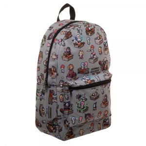 Crunchy Roll Re: Zero All Over Sublimated Backpack