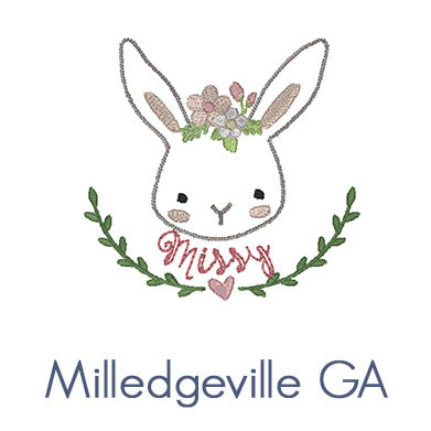 Our Monograms & Fonts - Southern Stitched Designs