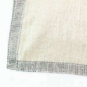 Studded Edge Table Runner