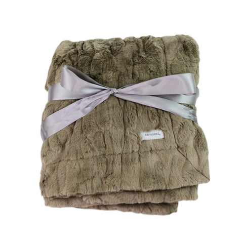 Lush Extra Large Throw by Saranoni