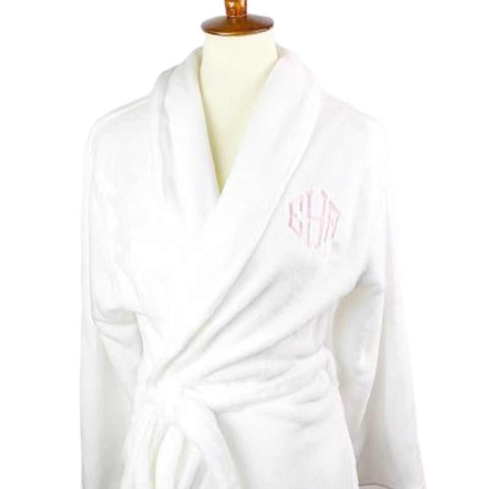Ultra Plush Spa Robe