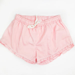 Ruffle Sleep Shorts