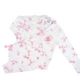 English Rose Floral Pajama Pant Set