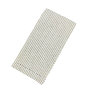 Julie Stripe Guest Towel