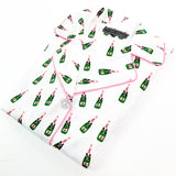 Bubbly Nightshirt (Champagne Bottles!) by Toss Designs