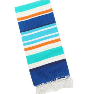 Stripe Fouta Kitchen Towels