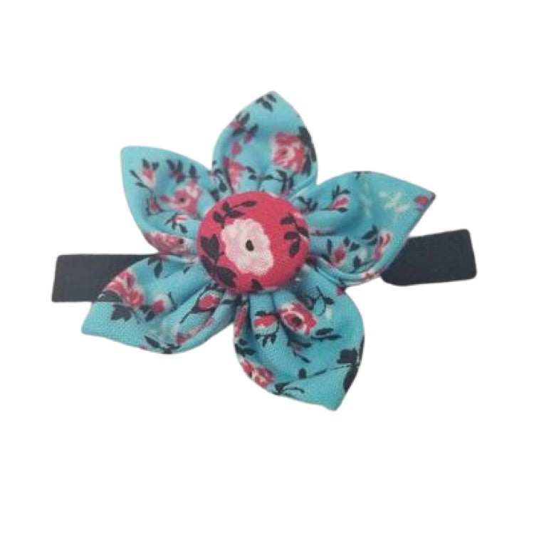 Dog Collar Flowers