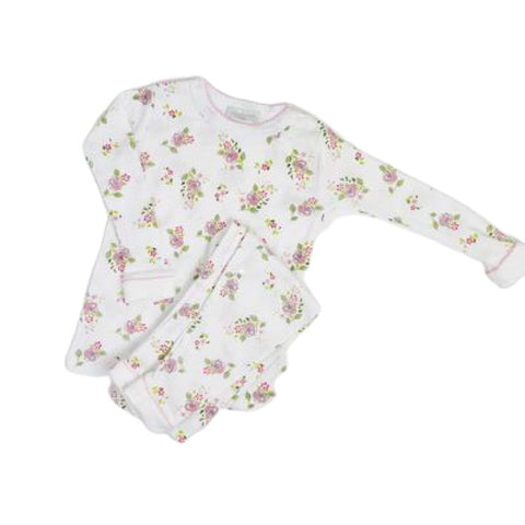 Hope's Rose's Long Pj Set By Magnolia Baby