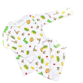 Fishing Pj Set by Magnolia Baby