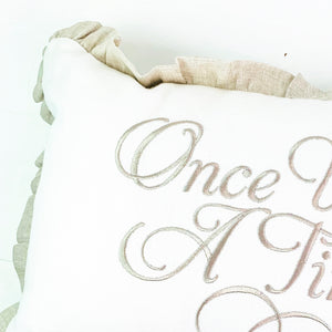 Decor Pillow-Once Upon A Time