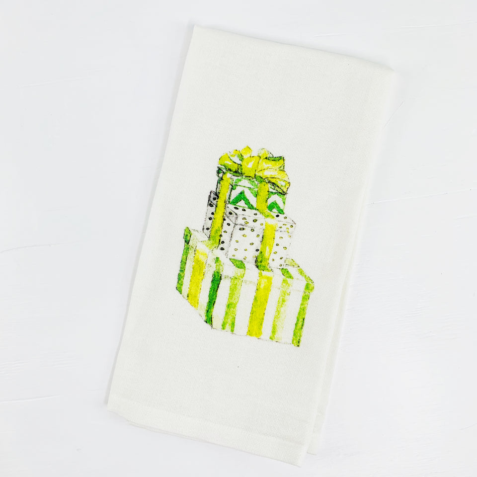 Cotton Holiday Packages Guest Towel
