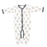 Little Buck Long Playsuit by Magnolia Baby