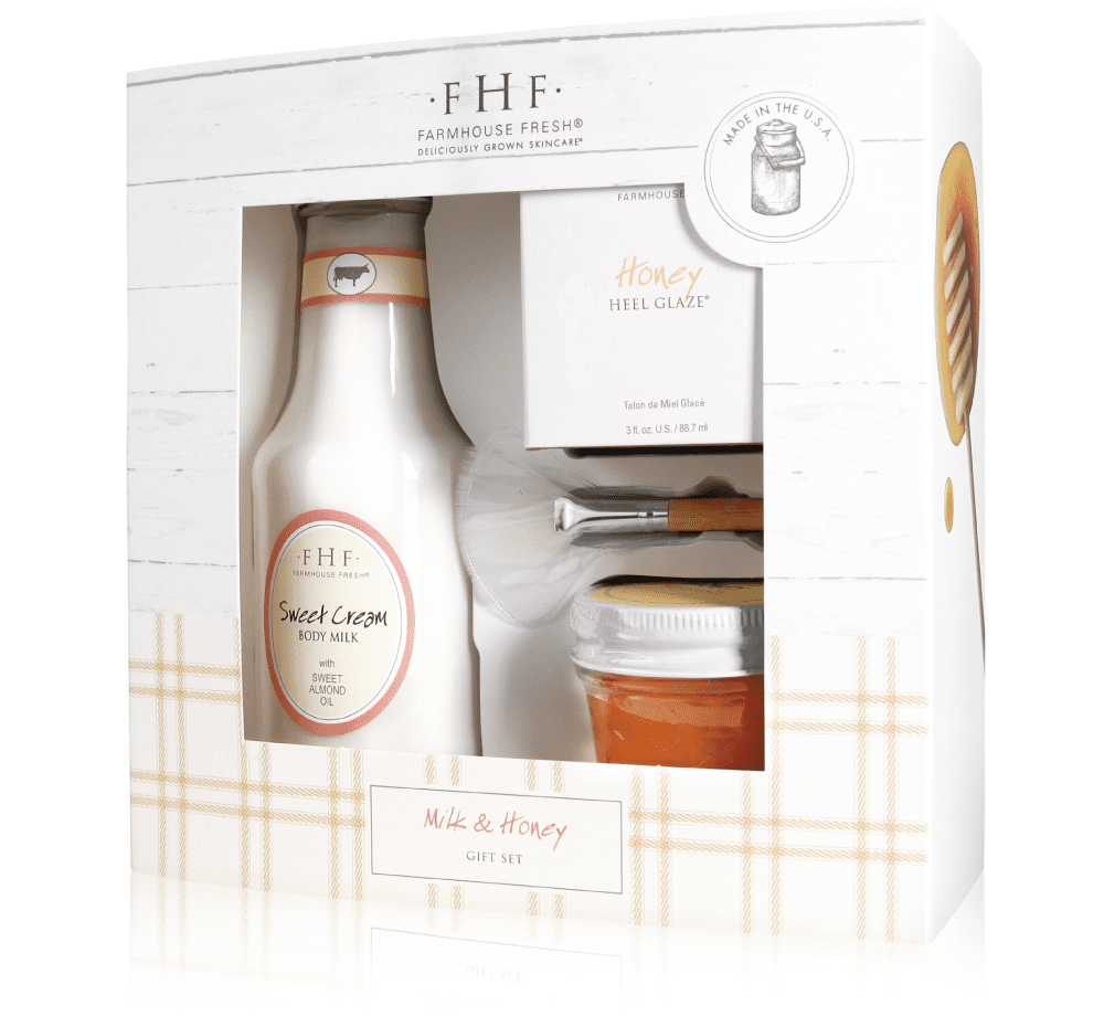 Milk and Honey Deluxe Boxed Gift Set