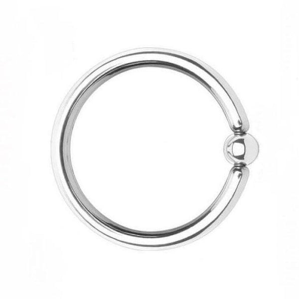 Sterilized Surgical Steel Little EXTRA Room Ring For 10g PA Piercing.