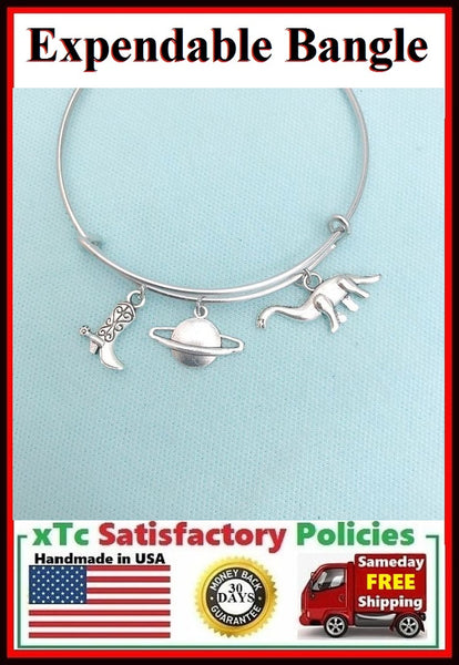 TOY STORY Inspiration Theme Charms Bangle