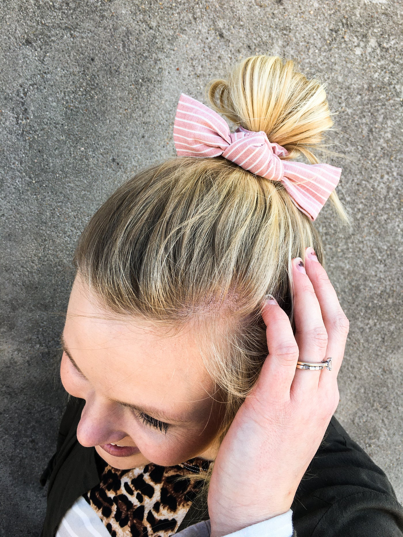 Picture Perfect Scrunchie