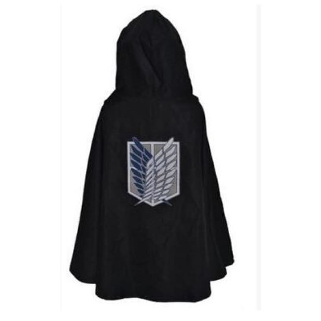Aot Cloak Cosplay - Black / S / Star Wars - Clothing