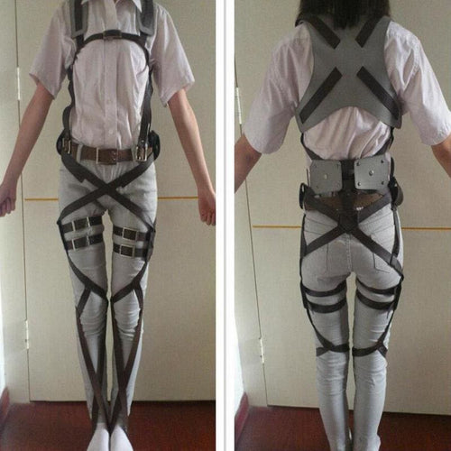 Aot Recon Corps Harness Belts - Clothing