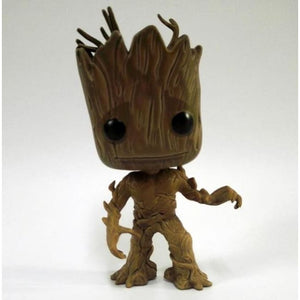 Avengers Bobble Heads - Baby Groot / Low - Figures