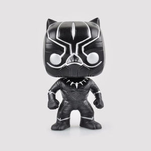 Avengers Bobble Heads - Black Panther / Low - Figures