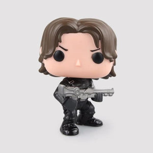 Avengers Bobble Heads - Winter Soldier / Low - Figures