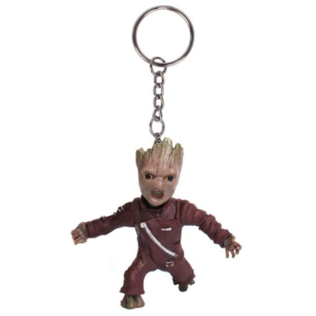 Baby Groot Keychains - Angry Groot - Accessories