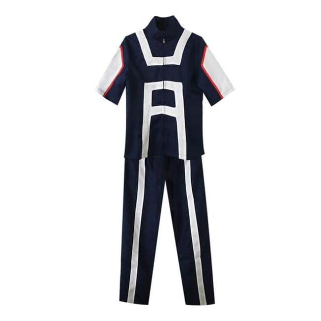 Boku No Hero Academia School Uniform - Blue Sportwear / S - Clothing