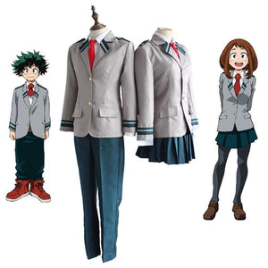 Boku No Hero Academia School Uniform - Clothing