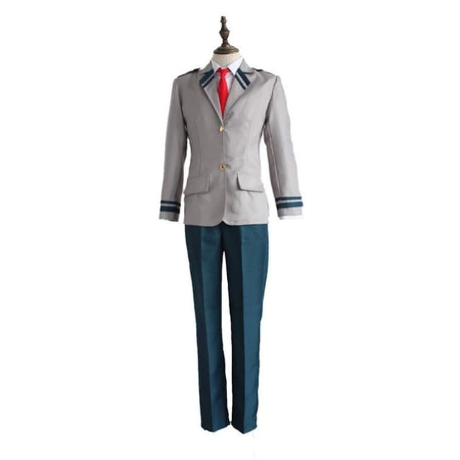 Boku No Hero Academia School Uniform - Male / S - Clothing