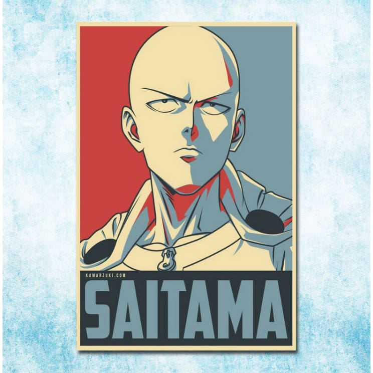 Caped Baldy - 13x20 / 1 - Wall Poster