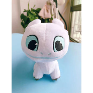 Cute Light Fury Plush