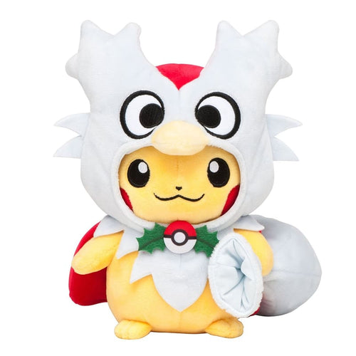 Delibird Pikachu Plush [Limited Edition] - Plush