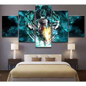 Dragon Ball Saiyan Spree - wall art