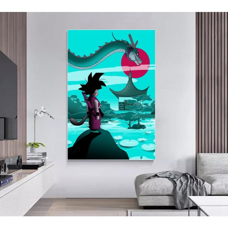 Dragon Ball Z Premium Poster - Medium / Dragon