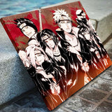 Dreaded Akatsuki - High Grade Canvas / Medium - Wall poster
