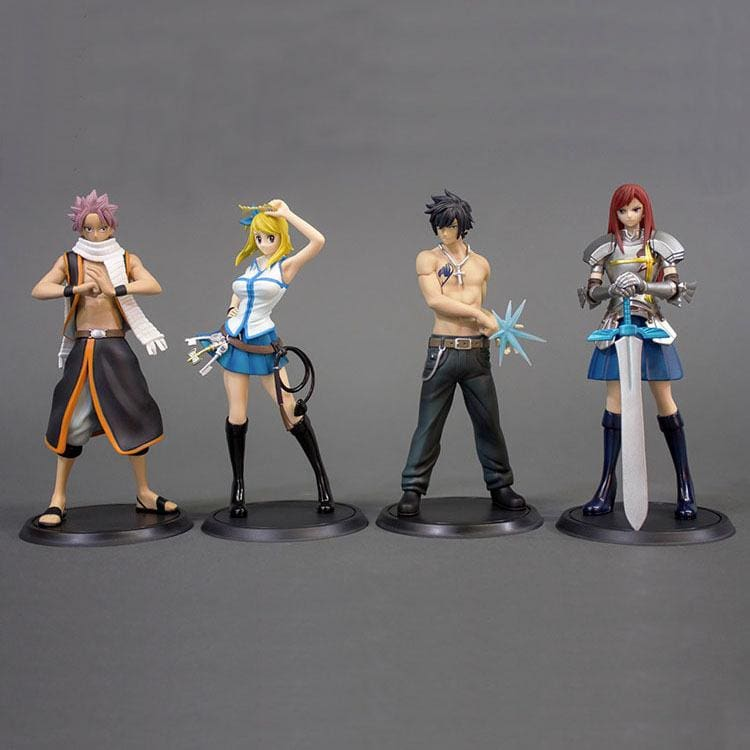 Fairy Tails Hope - Figures