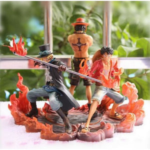 Fire Of The 3 Brothers - Figures