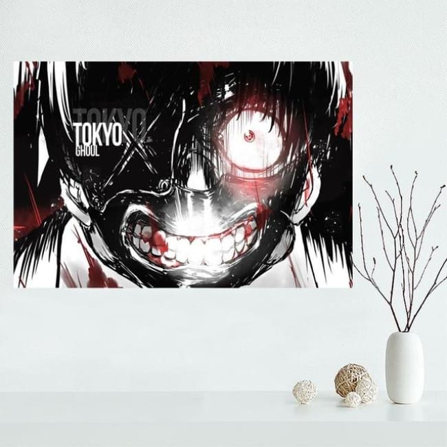 Ghoul Chilling Art - 27X40Cm / 1 - Wall Set