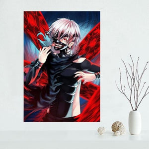 Ghoul Chilling Art - 27X40Cm / 17 - Wall Set