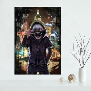 Ghoul Chilling Art - 27X40Cm / 18 - Wall Set