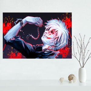 Ghoul Chilling Art - 27X40Cm / 3 - Wall Set