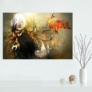 Ghoul Chilling Art - 27X40Cm / 7 - Wall Set