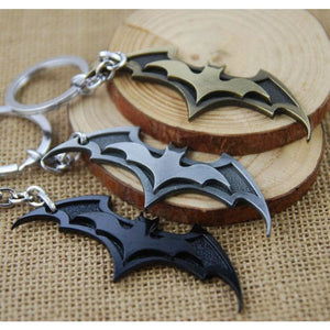 Gotham Knight Keychains - Accessories