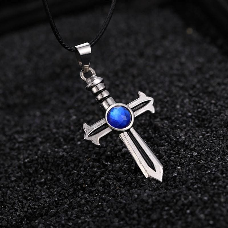 Gray Fullbuster Chain - Accesories