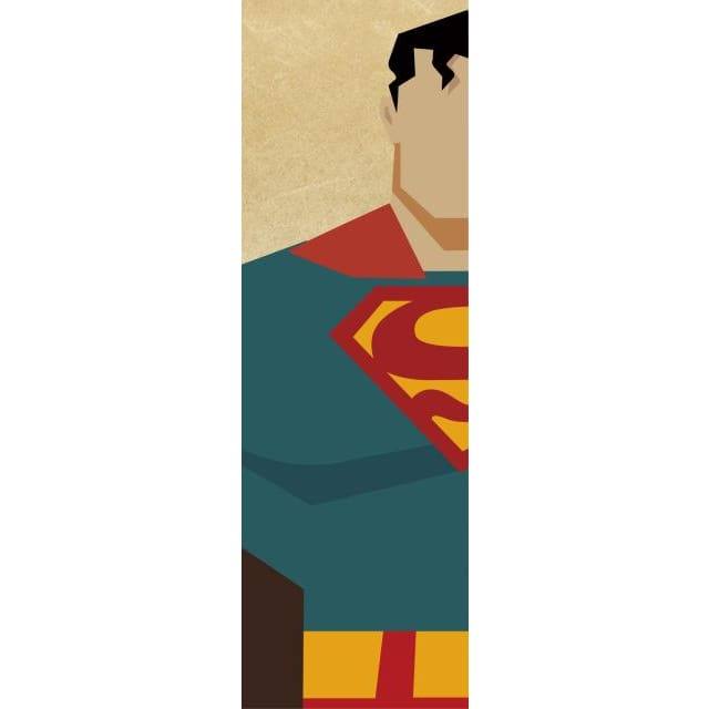 Heros United - 30x90cm / Superman