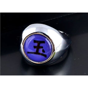 Individual Akatsuki Rings 1 Pcs - 2 - Accessories