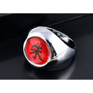 Individual Akatsuki Rings 1 Pcs - Accessories