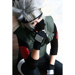 Kakashi Shinobi Vest - Clothing